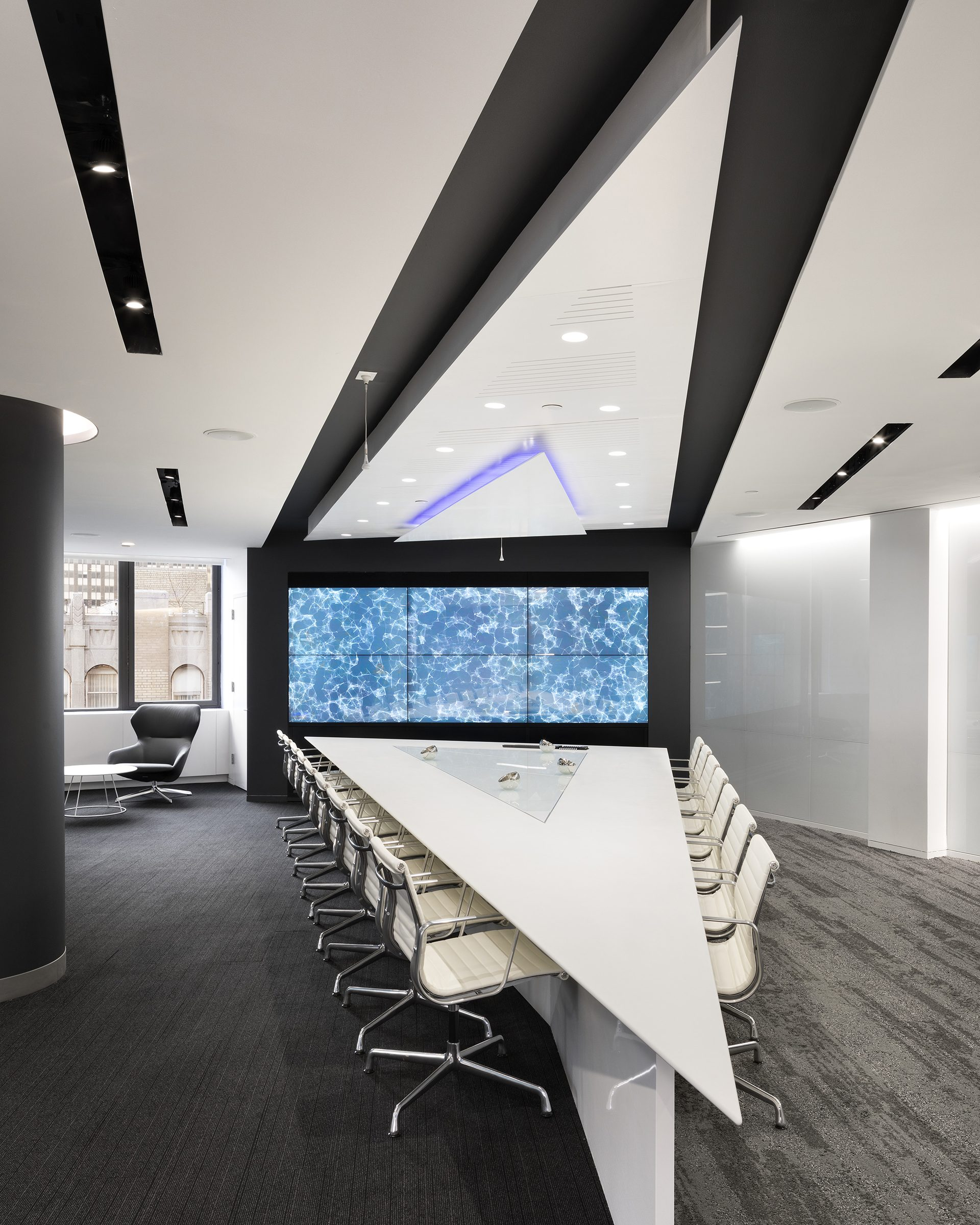 Conference Space at the new KPMG Ignition, Innovation, and Insights Center