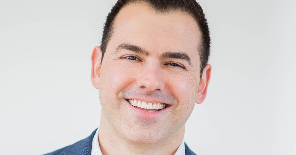 Headshot of Christian Giordano for Social Media