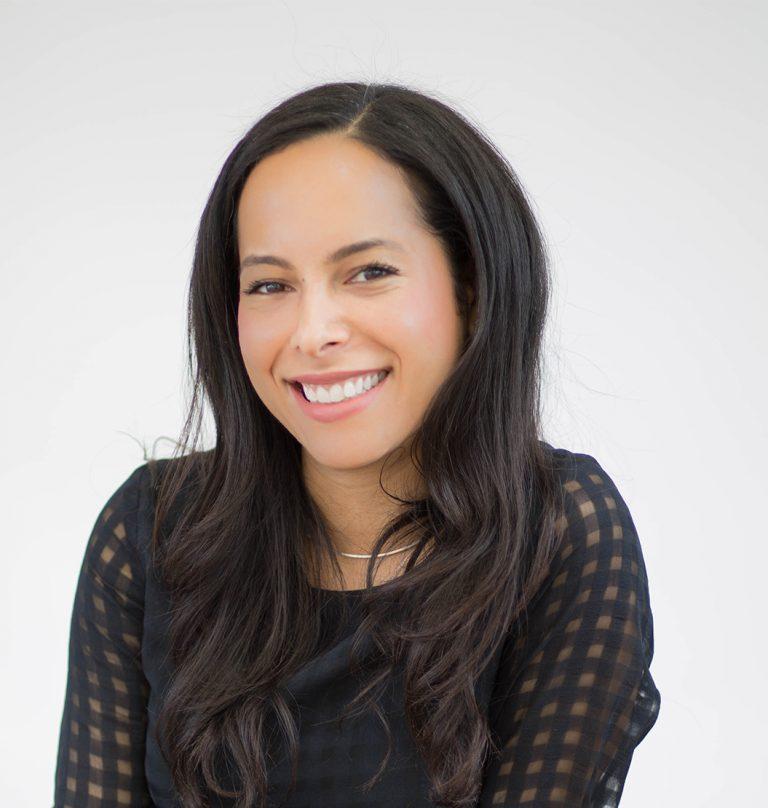 Professional headshot of Nora Alhasan