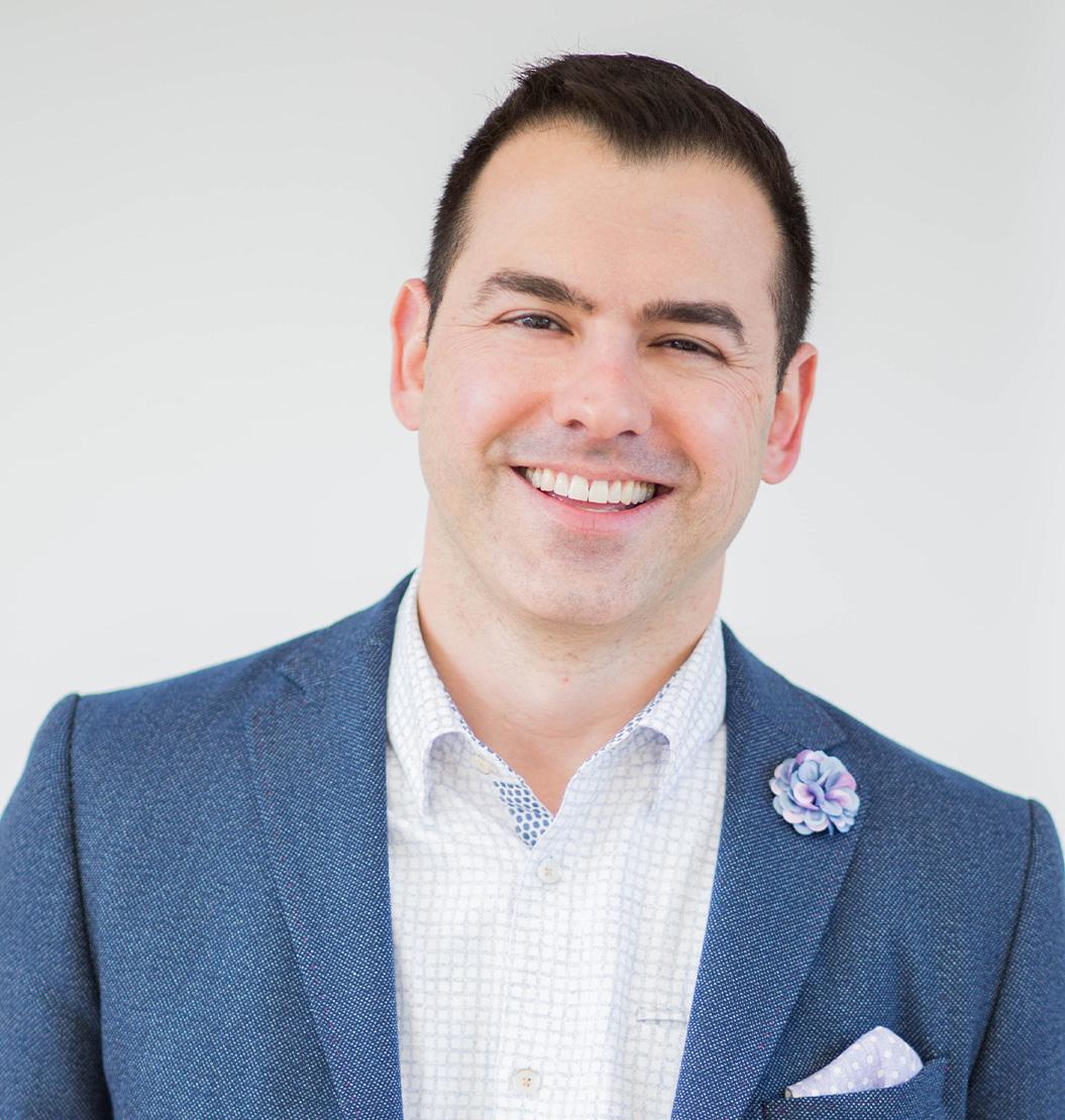 Professional Headshot of Christian Giordano