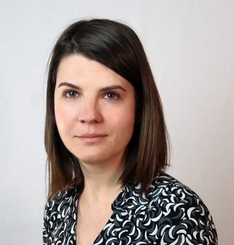 Professional headshot of Svetlana Ostrovskiy
