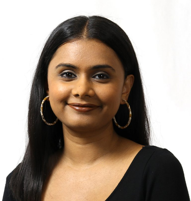 Professional headshot of Zeel Parekh
