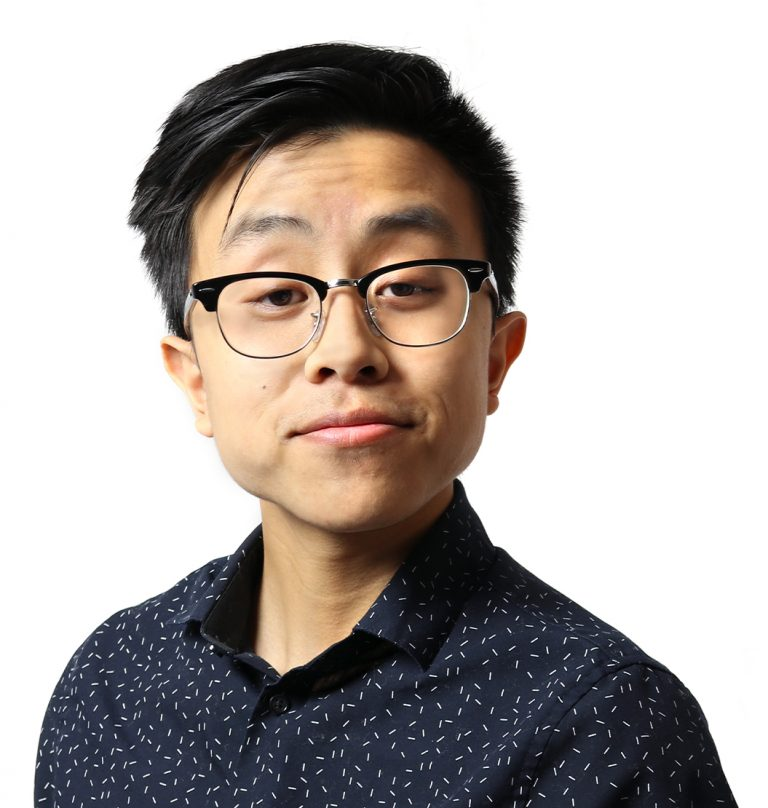 Professional headshot of Gabriel Ng