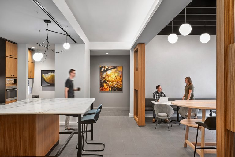 Energy Capital Partners (ECP) pantry space