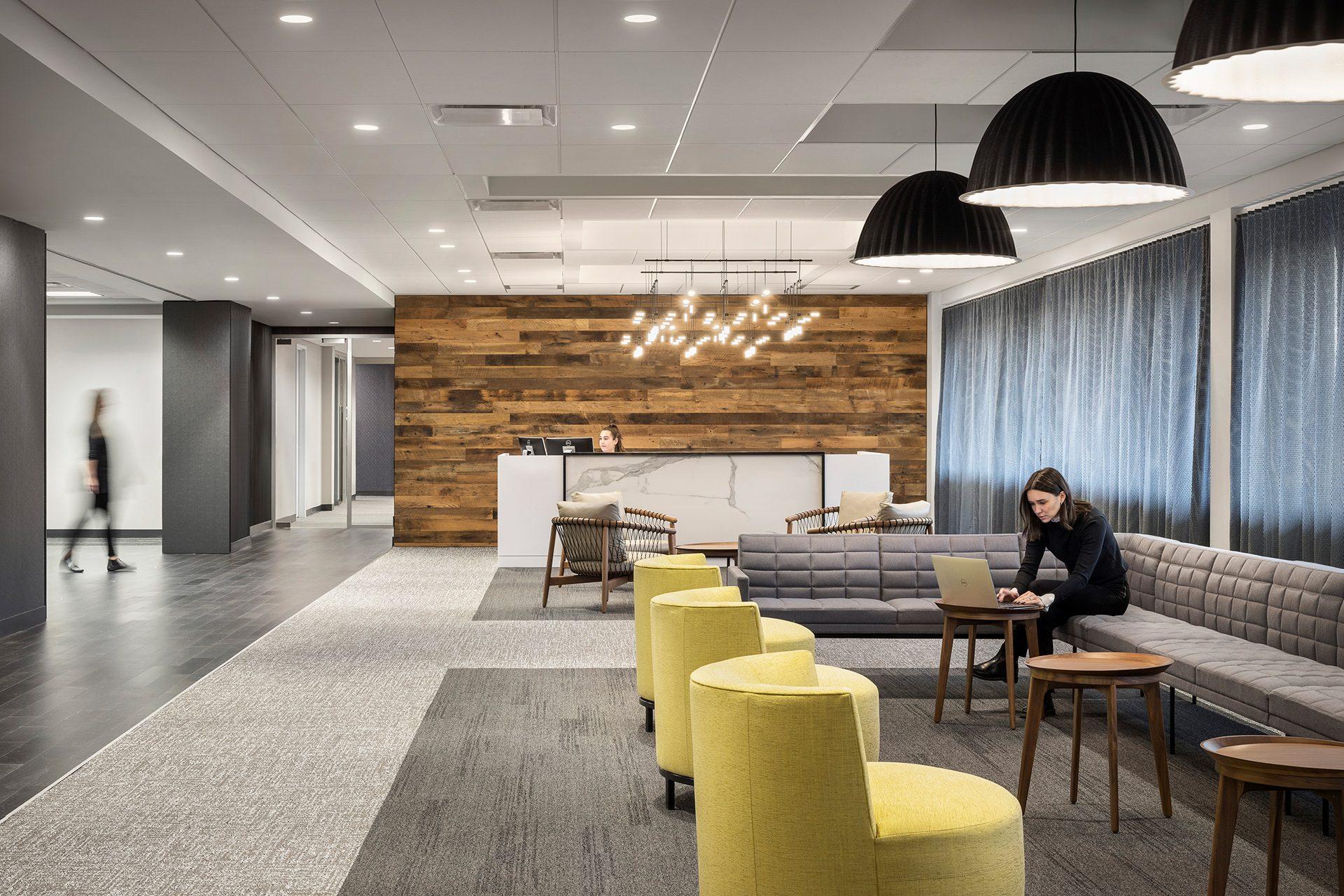 RegentAtlantic workplace reception