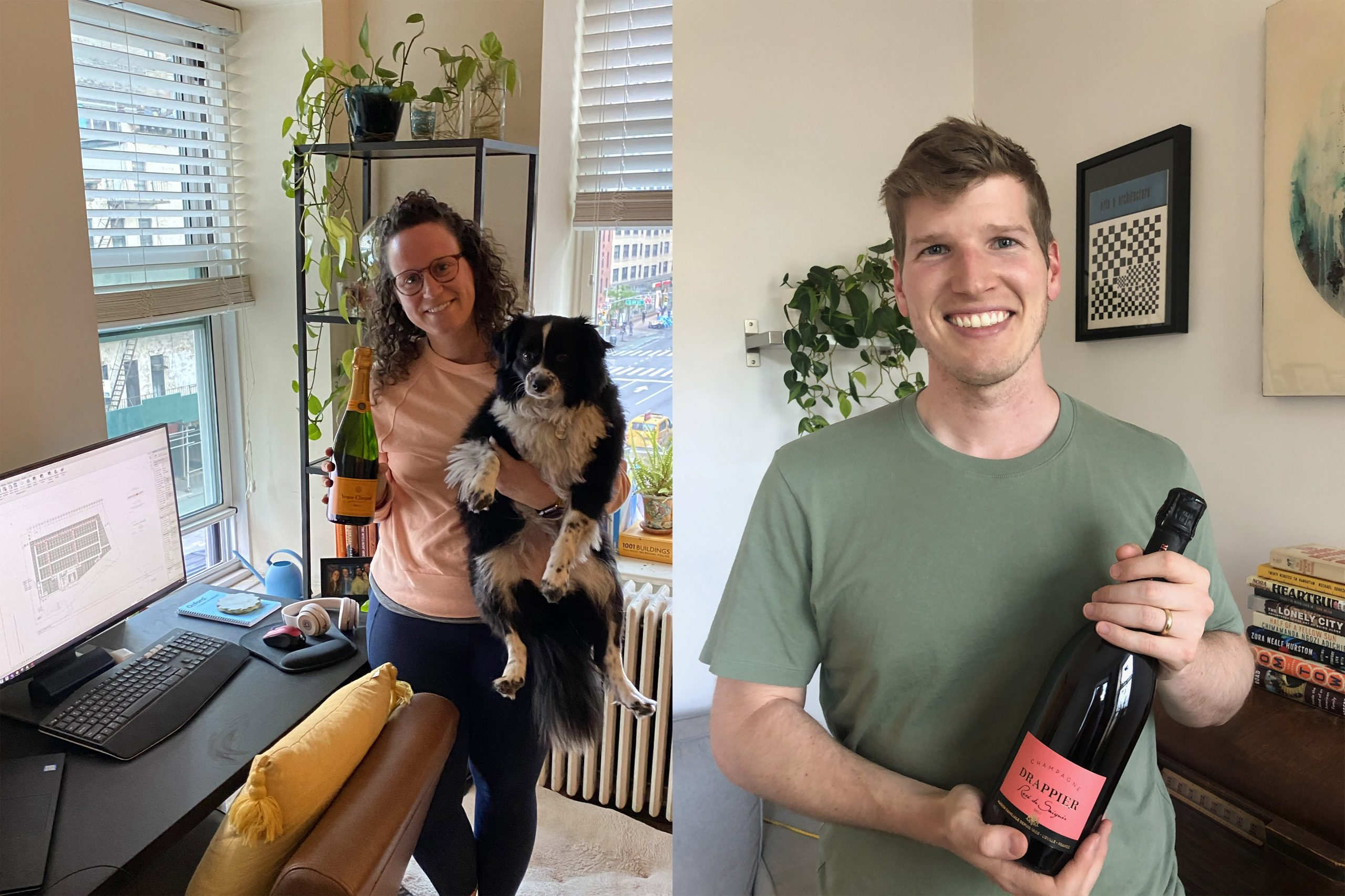 Jeff Anderson & Mallory Berine promoted during COVID-19
