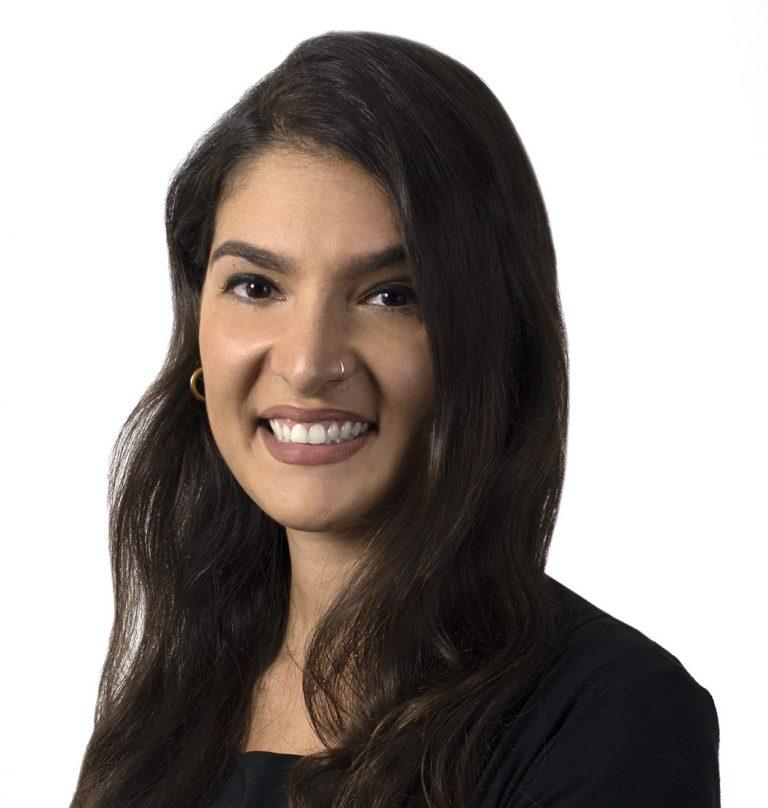 Headshot of Anastasia Limogiannis