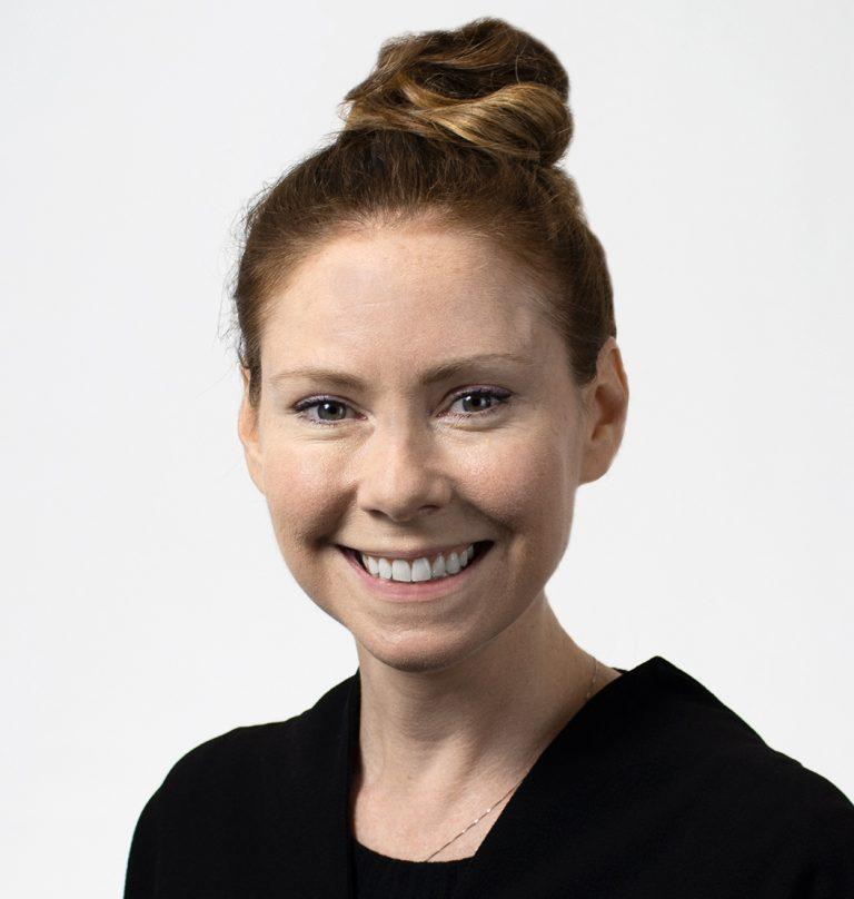 Professional headshot of Paige Barnum